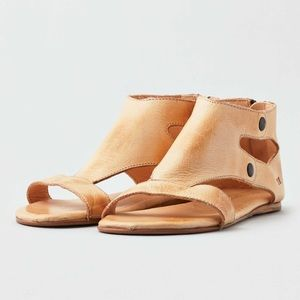Bed Stu Soto Leather Sandals
